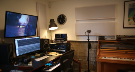 Producer/Mixer/RecordingStudio - Answer Productions