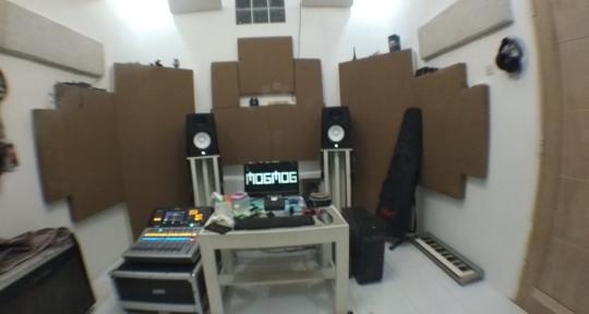 Producer, Mixing, Mastering - BennySiahaan