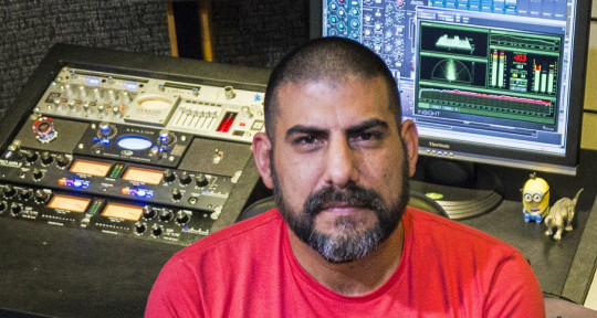 Mixing Engineer - Javi Pedrocca