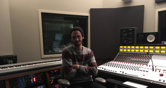 Music Production/ Songwriting - Daniel Luttrell