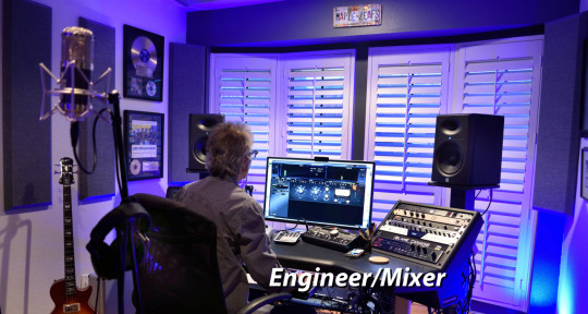 Mixing & Mastering - Joe Primeau