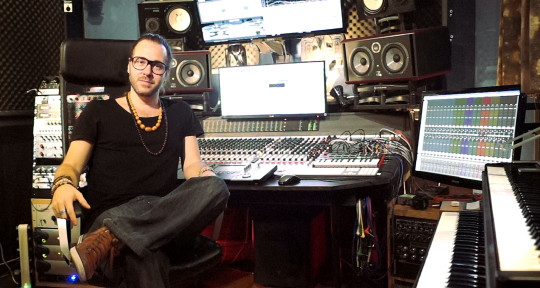 Producer Sound Engineer - WestrowMusic Sebastien Chialli