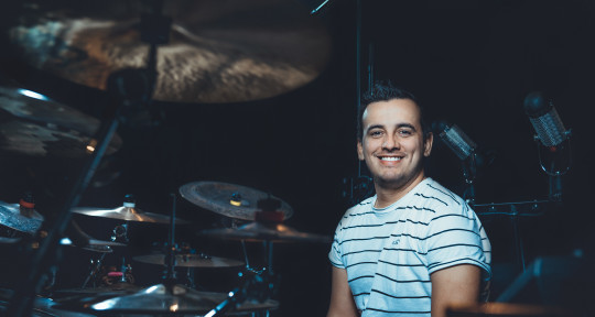 Session Graduated Drummer - Jason Castellanos