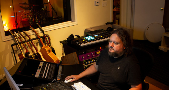 Producer/Engineer/Studio Owner - Jean-Michel Lapointe