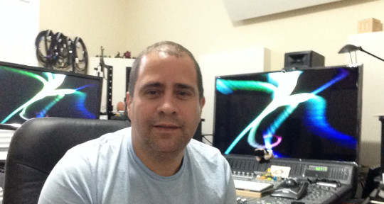 "Music & Film Post Mix Engineer - Louis ""Lou"" Martinez Jr."