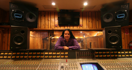 Mixer/Engineer/Producer - Roy Hendrickson