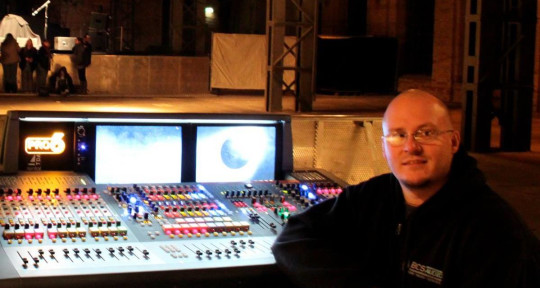 Remote Mixing / Live Sound - Mike Osman - StudiOzz
