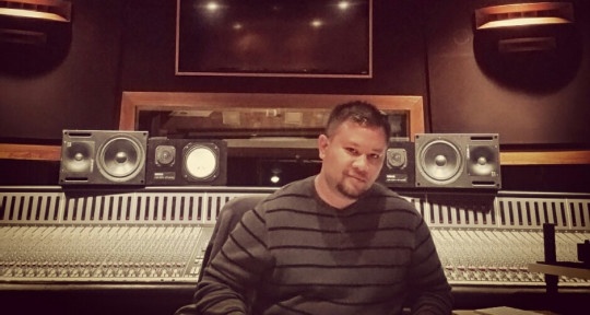 Recording/Mix Engineer - Alden P.