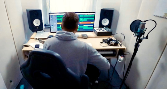 Ghost Producing, Mix&Mastering - K4RMA Music