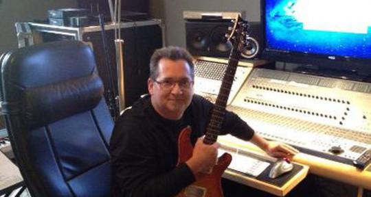 Guitarist, Mix/Master Engineer - RANDEE LEE