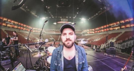 Drum & Percussion Tracking - Ryan Beydler **MEM->BNA**