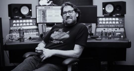 Mixing & Mastering  - Paul Ian Bailey