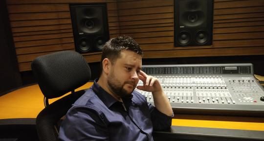 Audio engineer - G-cribz