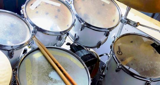 Remote Session Drummer - Sam