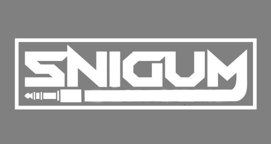 Music producer,Recording - Snigum