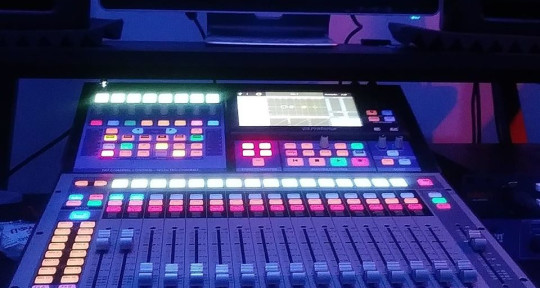 Recording/Mixing Engineer, - Trey Hamilton