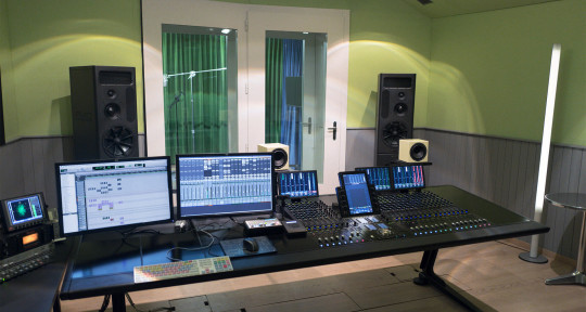 Recording Studio - NJP STUDIOS Switzerland