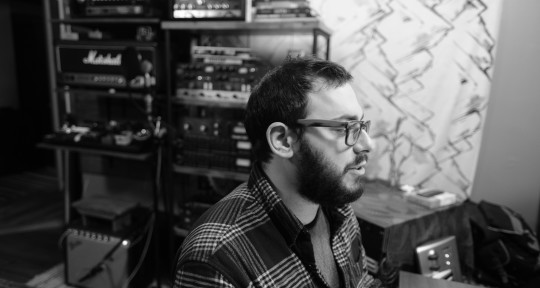 Mixing Engineer - Chris Sclafani