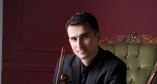Photo of Violinist, String Arranger