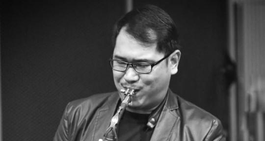 Session Saxophonist - Jimmy Kuncoro