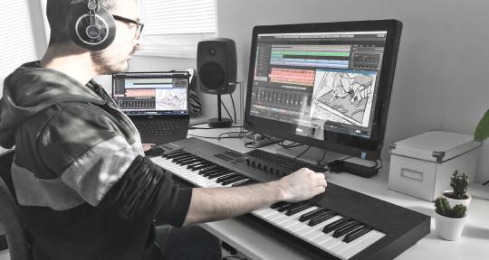 Game Music and SFX - Filippo Vicarelli