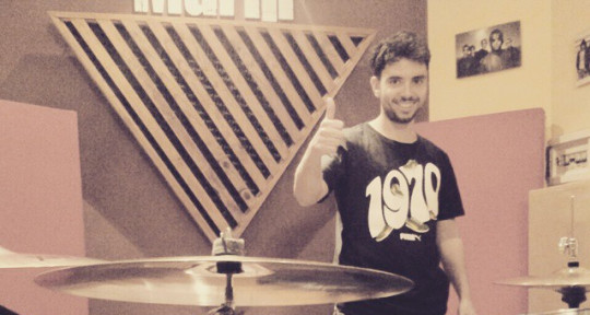 Session Drummer/Remote Mixing - Diego Silva
