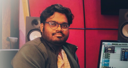 Sound Designer & Mix Engineer - Prashant Kamble