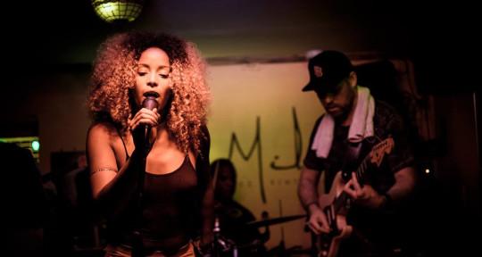 Vocalist/top line - Josephine