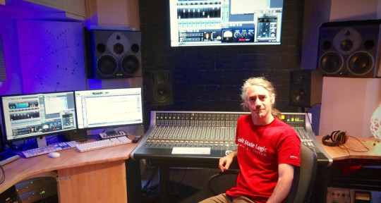 Tracking and mixing, analog  - Elad Berliner , Studio Art Evolution