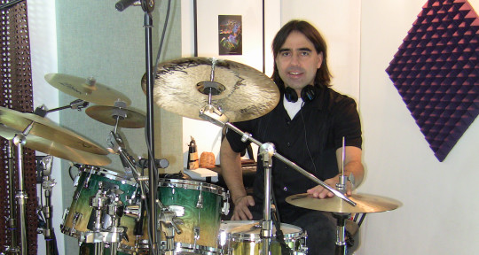 Session Drummer - Alberto Netto