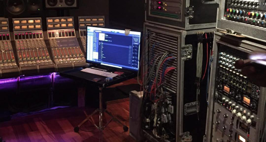 Mixing & Mastering Engineer - Rudy Jones @brownstownmusic
