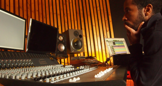 Mixing and Production - Aston Fearon