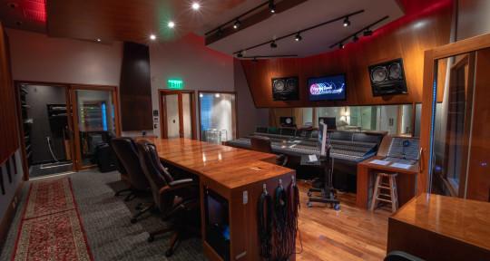 Recording Studio - Virginia Beach Recording Arts