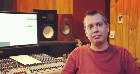 Record, edit, mix & mastering - Horacio Caceres