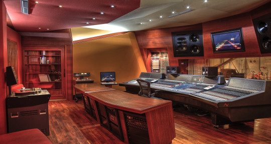 Recording studio - Forward Studios