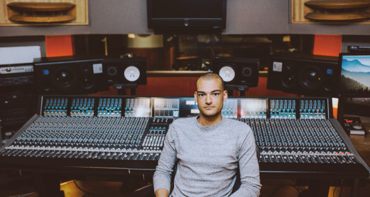 Music Producer // Engineer - Austen Jux-Chandler