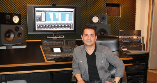 Music Producer, Mix & Master - Richard Rescigno