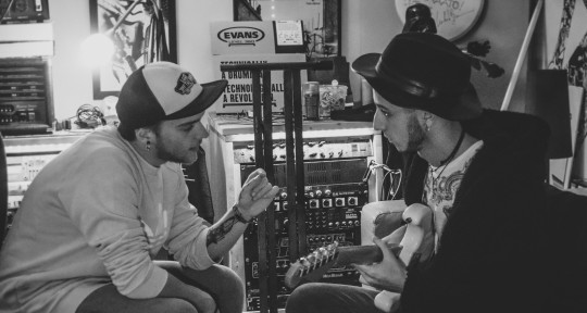 Rec&Mix Studio, Guitarist - Massimo Bontempi