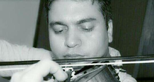 Session Violinist - Zabdiel Pacheco