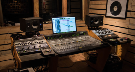 Recording and Mixing Studio. - Estudio Mantra