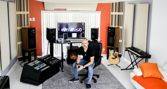 Mixing Engineer and Producer - Matheus10