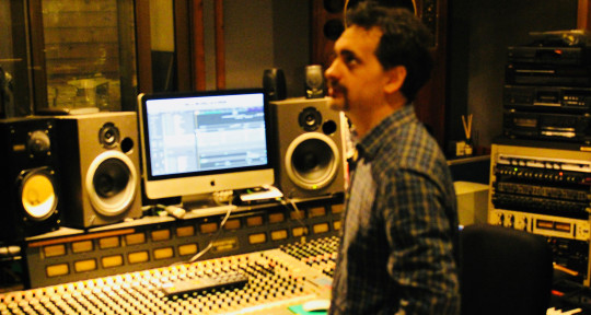 Music Producer, Songwriter - Giovanni Rosina