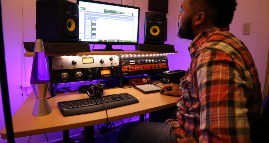 Mixing Engineer & Artist - Lashon Evans