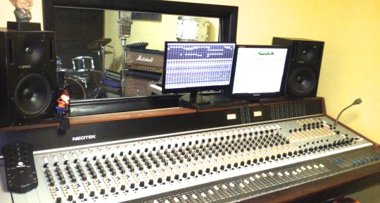 Recording Studio - Production - Southern Sound Studio