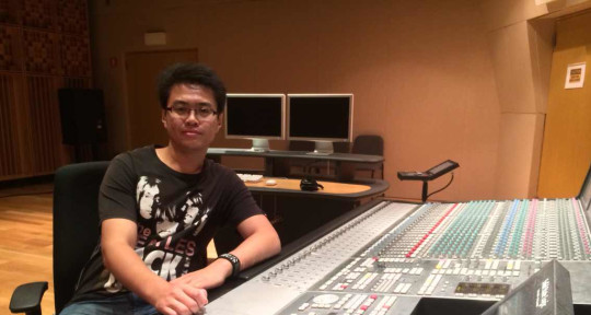 Music Producer, Mixer - Kevin Li