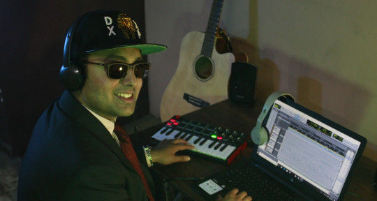 Producer, Lyricist, Mix-Master - Marlon D'Souza