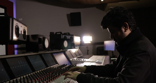 Mix and Master to Perfection! - Atman Sheth