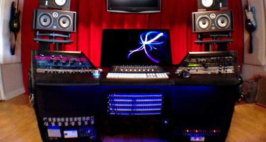 Music Mixer - Ryan Tucker