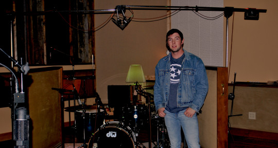 Session Drummer - Will Johnston