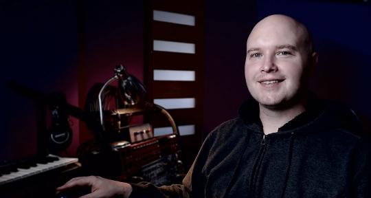 Producer   Mix   Eng   Drummer - Daniel Jason Booth